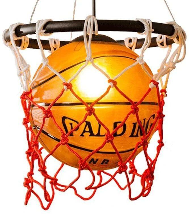 lampara de baloncesto