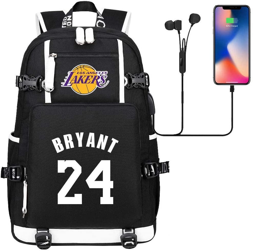 Regala mochila de baloncesto kobe bryant